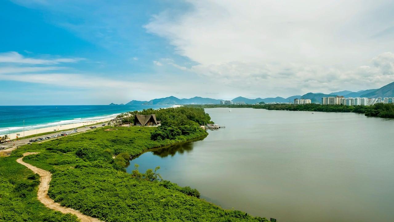Ocean Lagoon View
