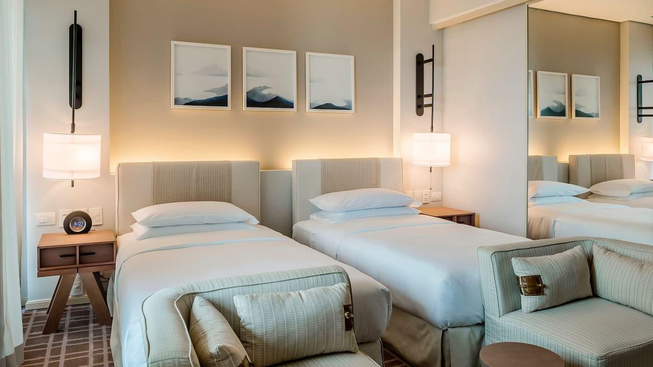 Grand Hyatt Rio de Janeiro | Twin Beds
