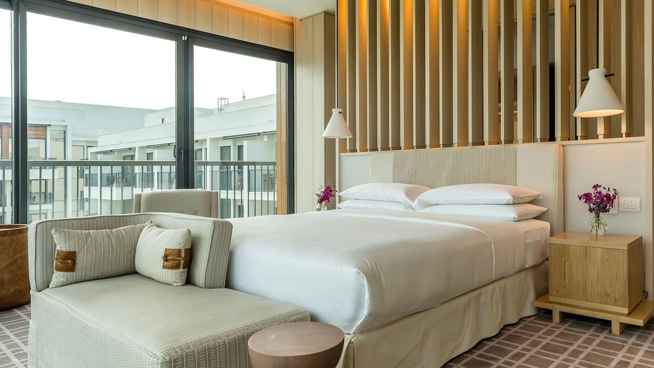 Grand Hyatt Rio de Janeiro | Penthouse Suite Bedroom