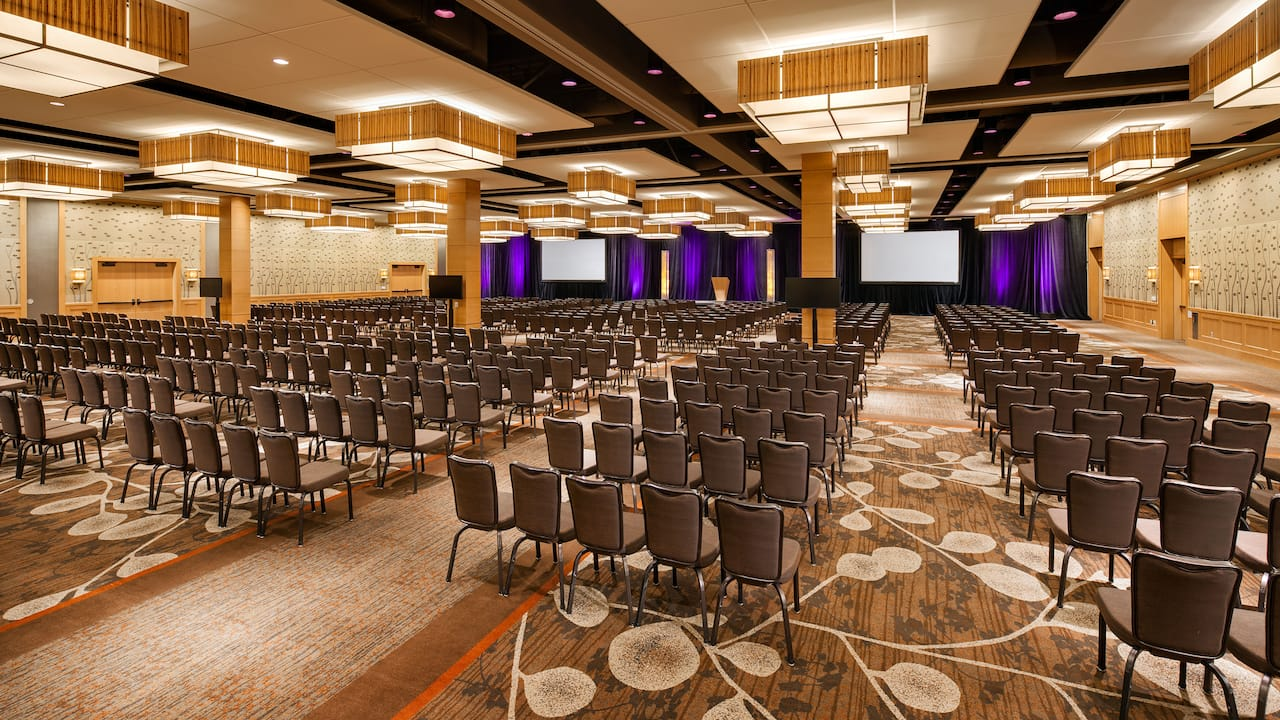 Meetings & Events at Hyatt Regency Bellevue