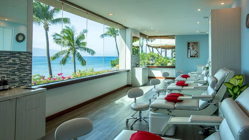 Penguin Feeding Hyatt Regency Maui Resort and Spa