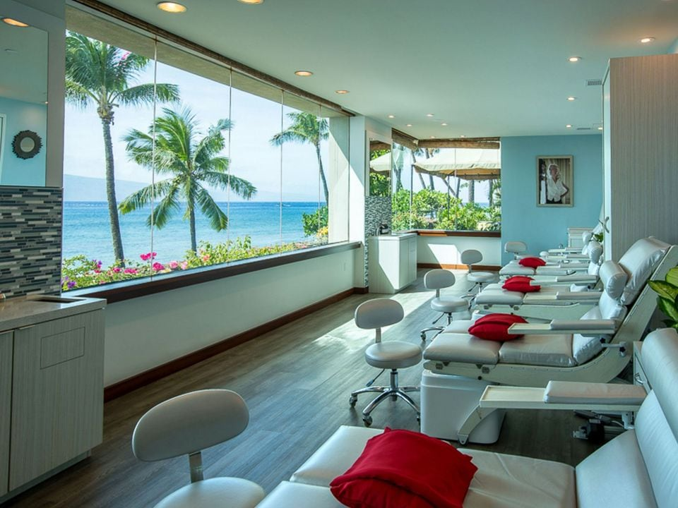 Kamahao Spa Room View