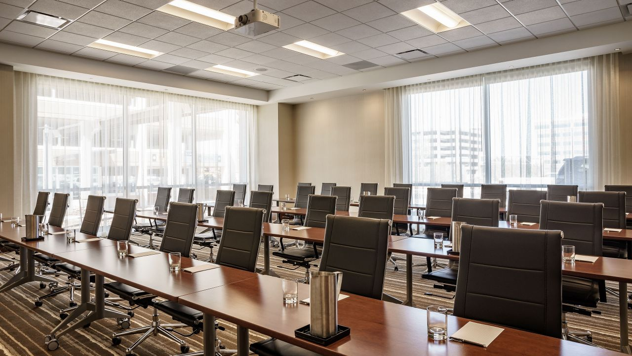 Large Meeting Room in Denver at Hyatt Regency Aurora-Denver