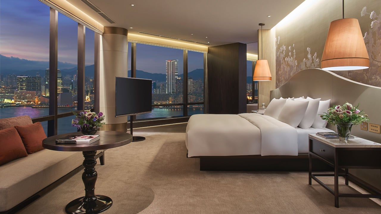 Grand Hyatt Hong Kong Presidential Suite