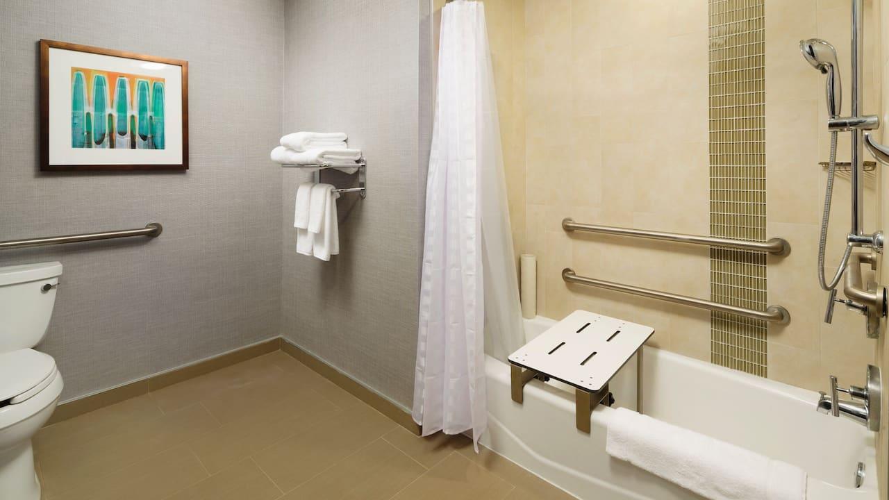 Accessible ADA Tub