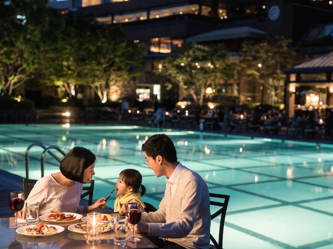 Grand  Hyatt Seoul barbeque
