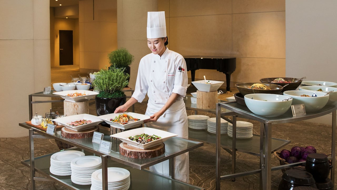 Hotel Catering for Weddings, Birthdays, Meetings, and any Special Ceremonies