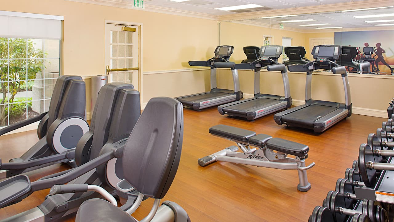 Hyatt House Fitness Center
