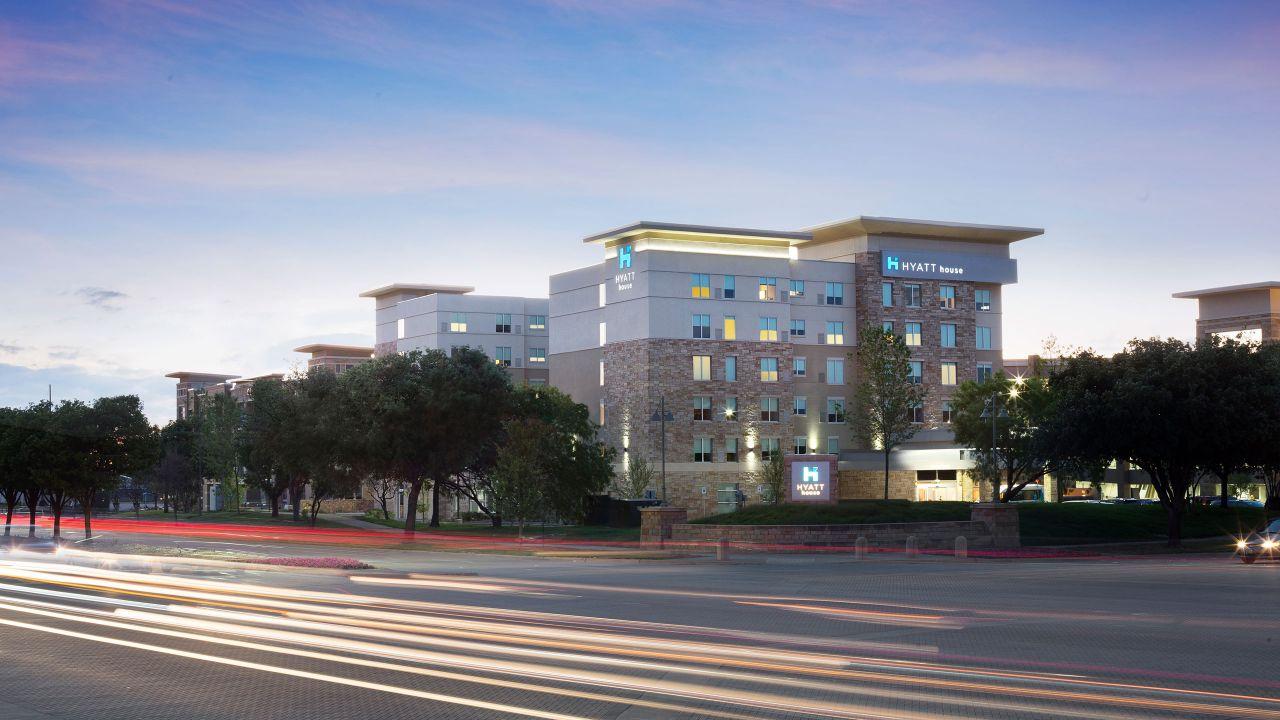 Hyatt House Frisco, TX, near the Dr. Pepper Arena
