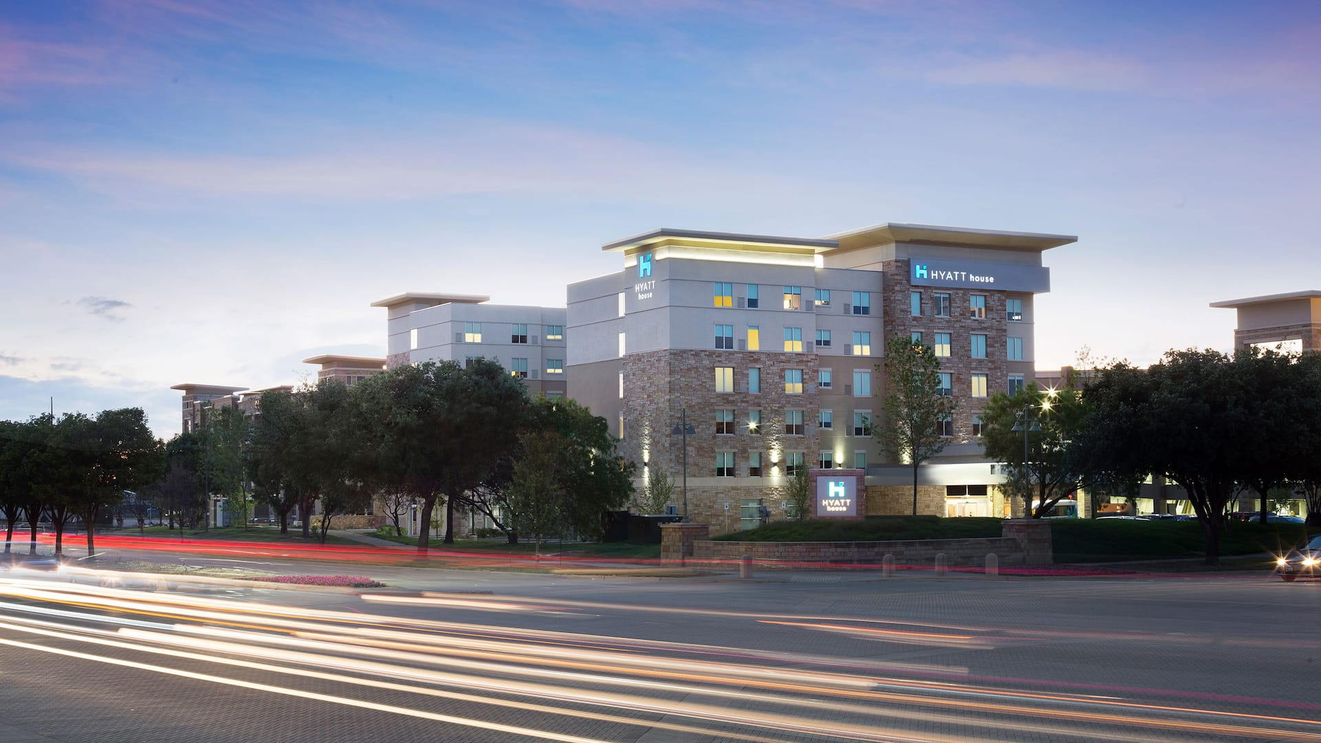 Hyatt House Frisco, TX, near the Dr. Pepper Arena