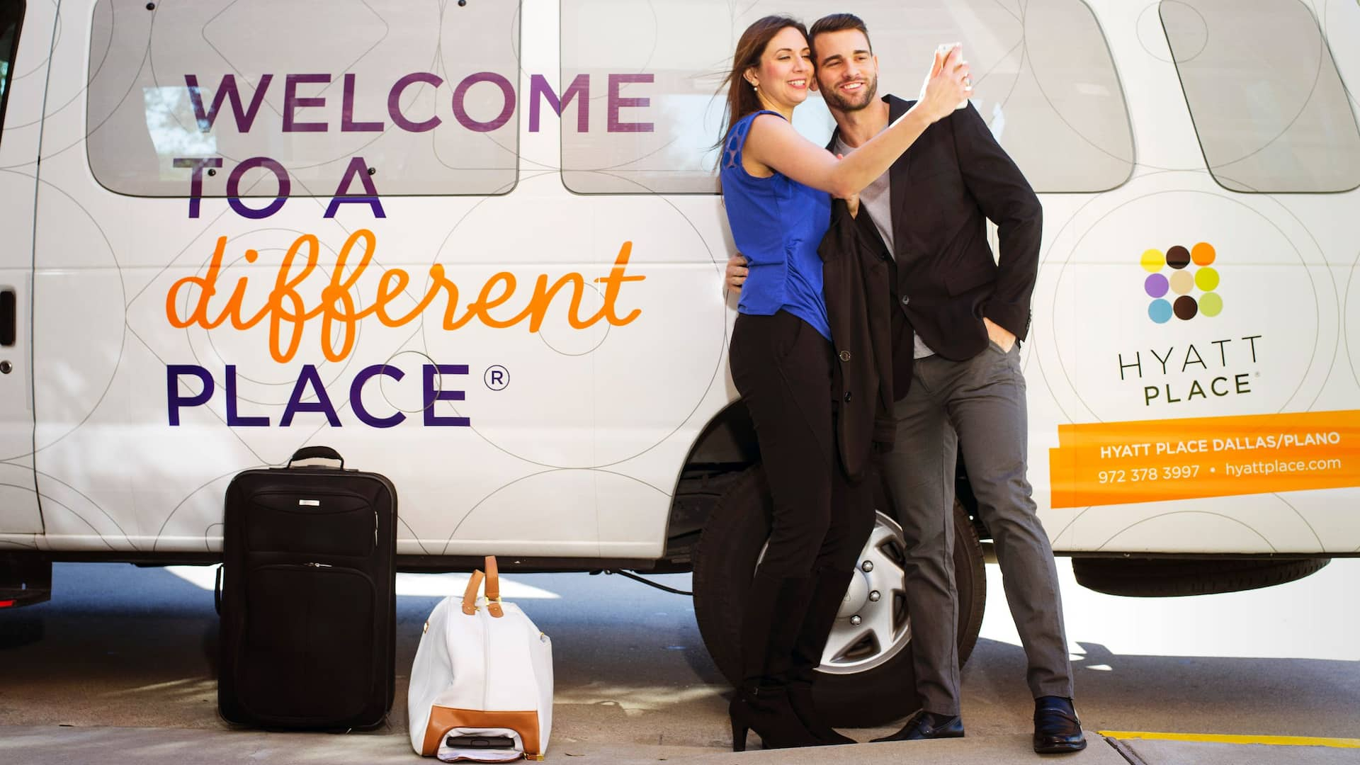 Shuttle Van Service