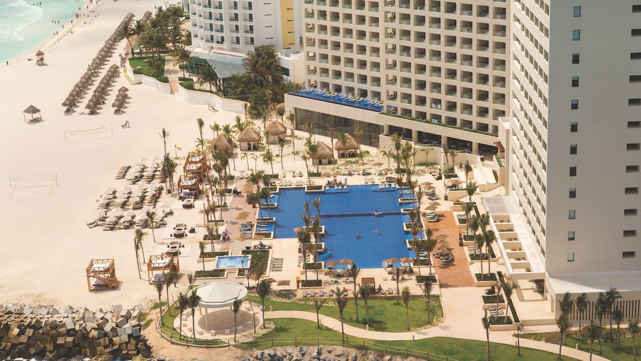 Cancun Sahara Beach