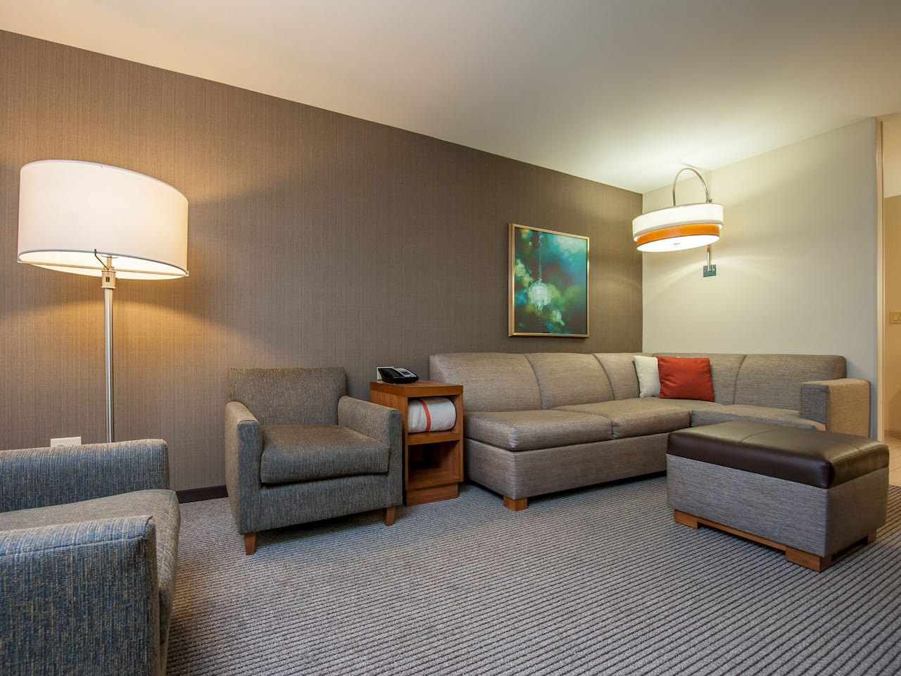 Hyatt Place Bowling Green Cozy Corner