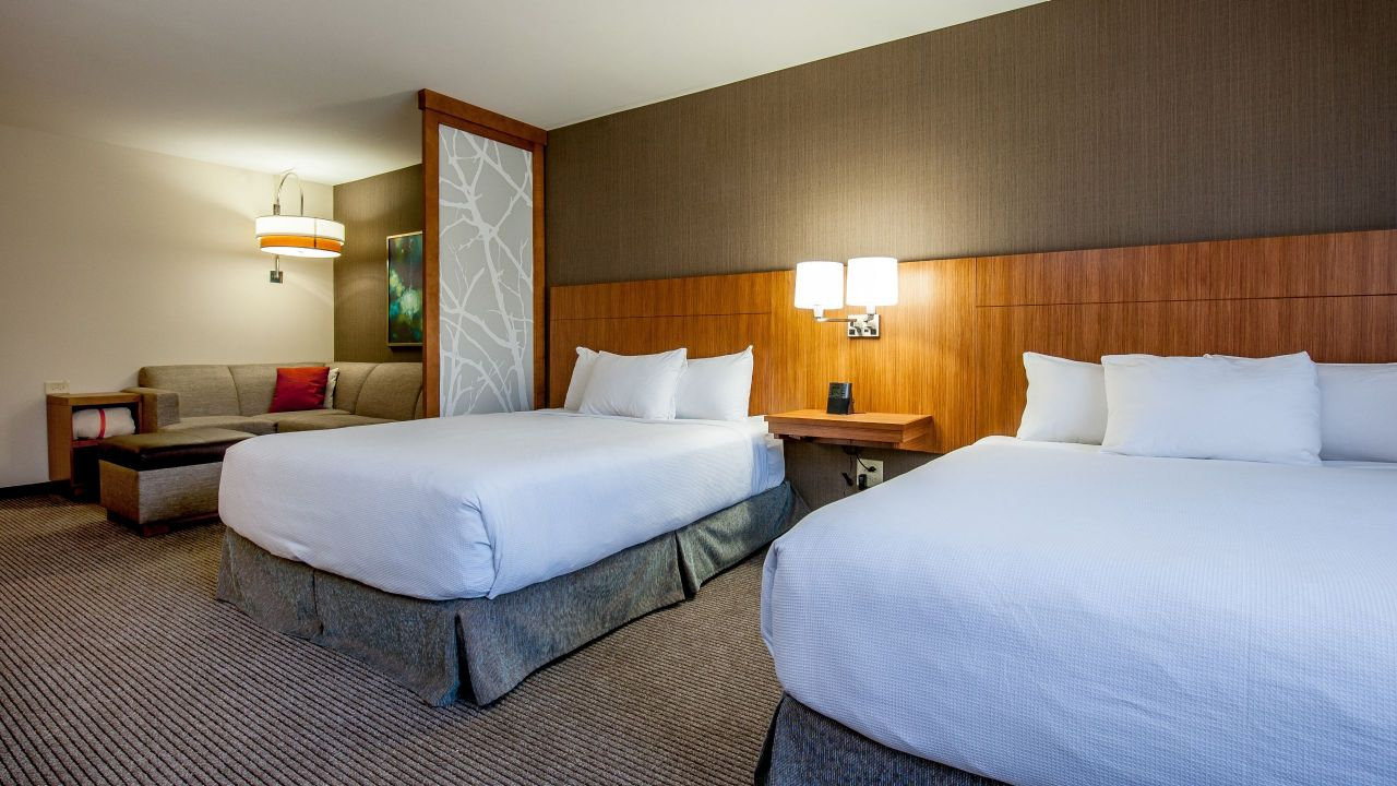 Hyatt Place Bowling Green Two Queen Beds