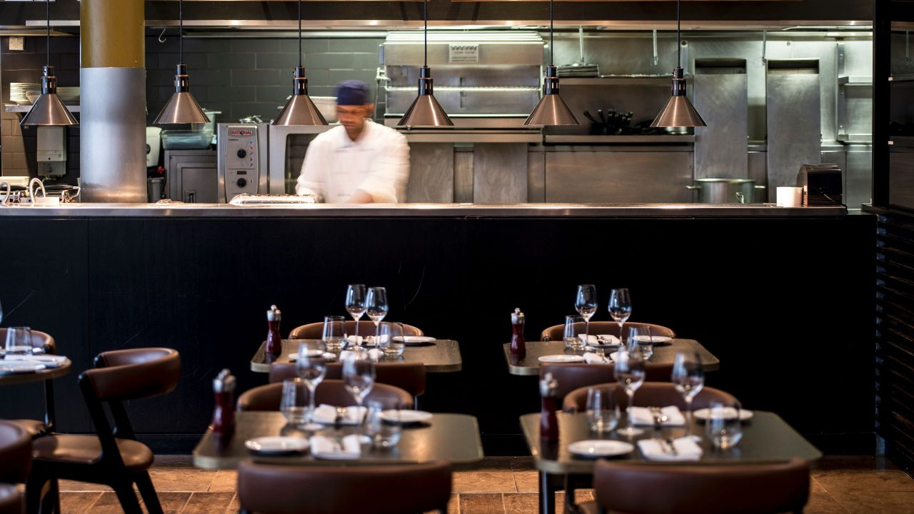 Andaz London Liverpool Street, dining