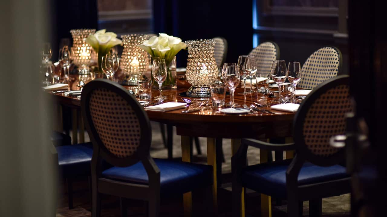 Meetings East London | Andaz London Liverpool Street