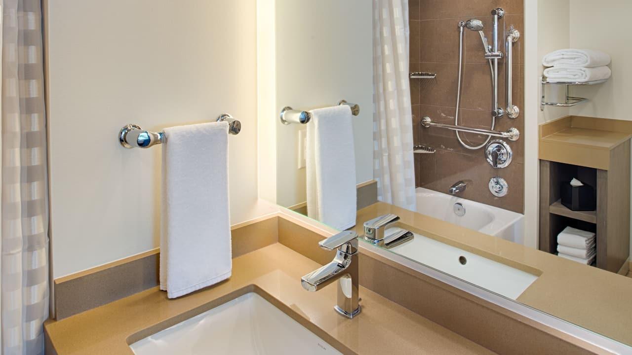Studio Bathroom ADA