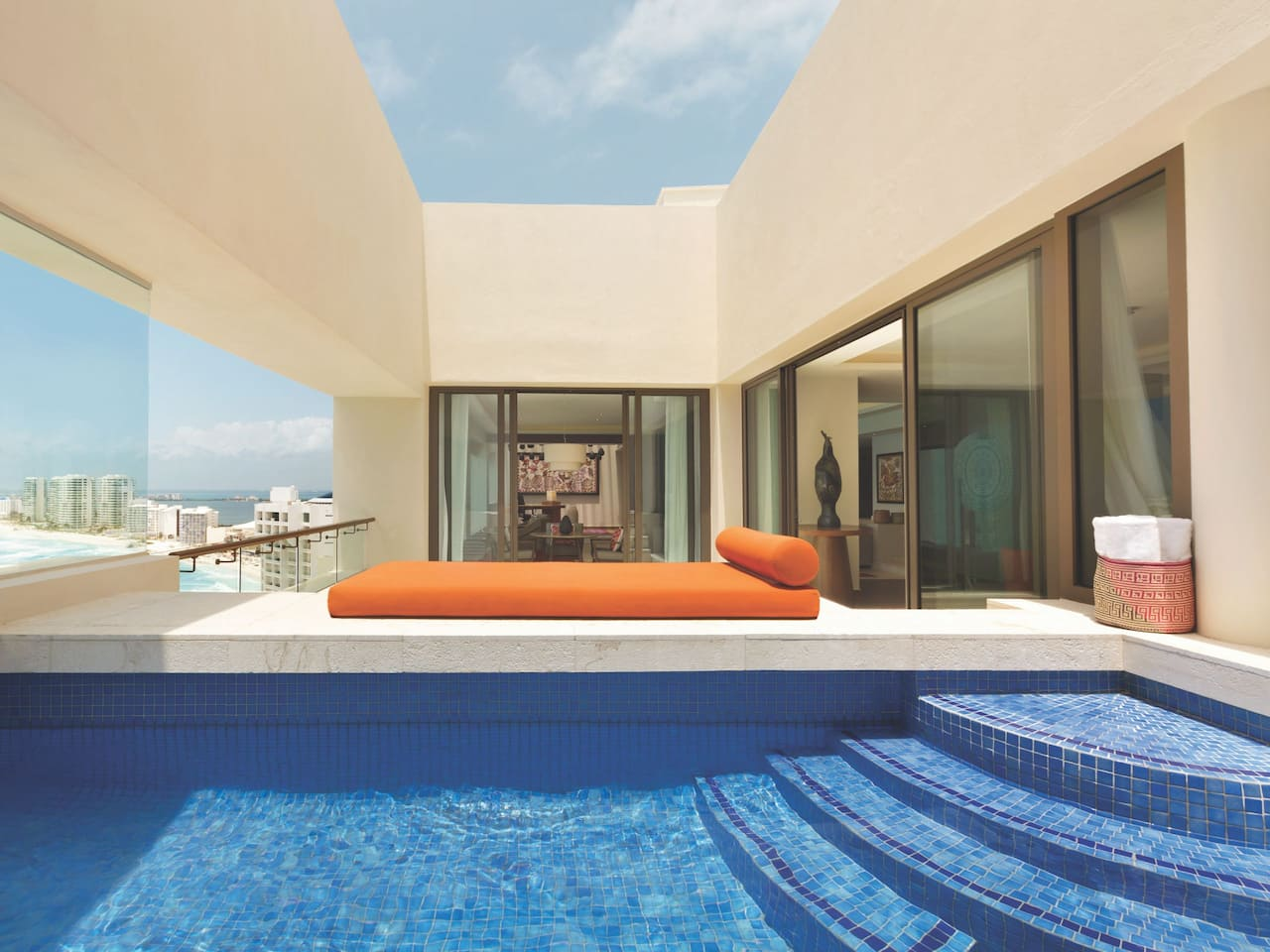 Presidential Suite Private Pool