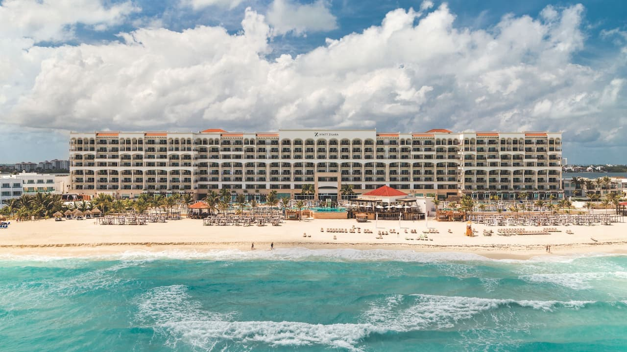 Hyatt Zilara Cancun Beach