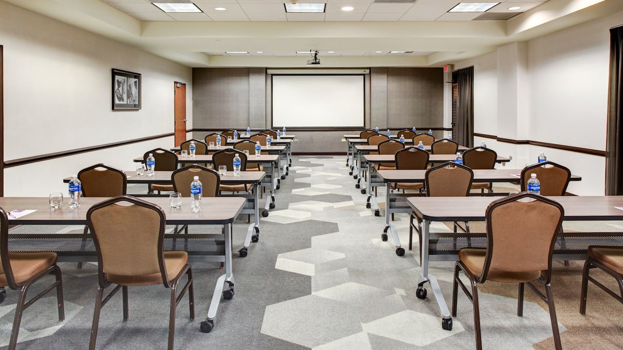 business meeting classroom
