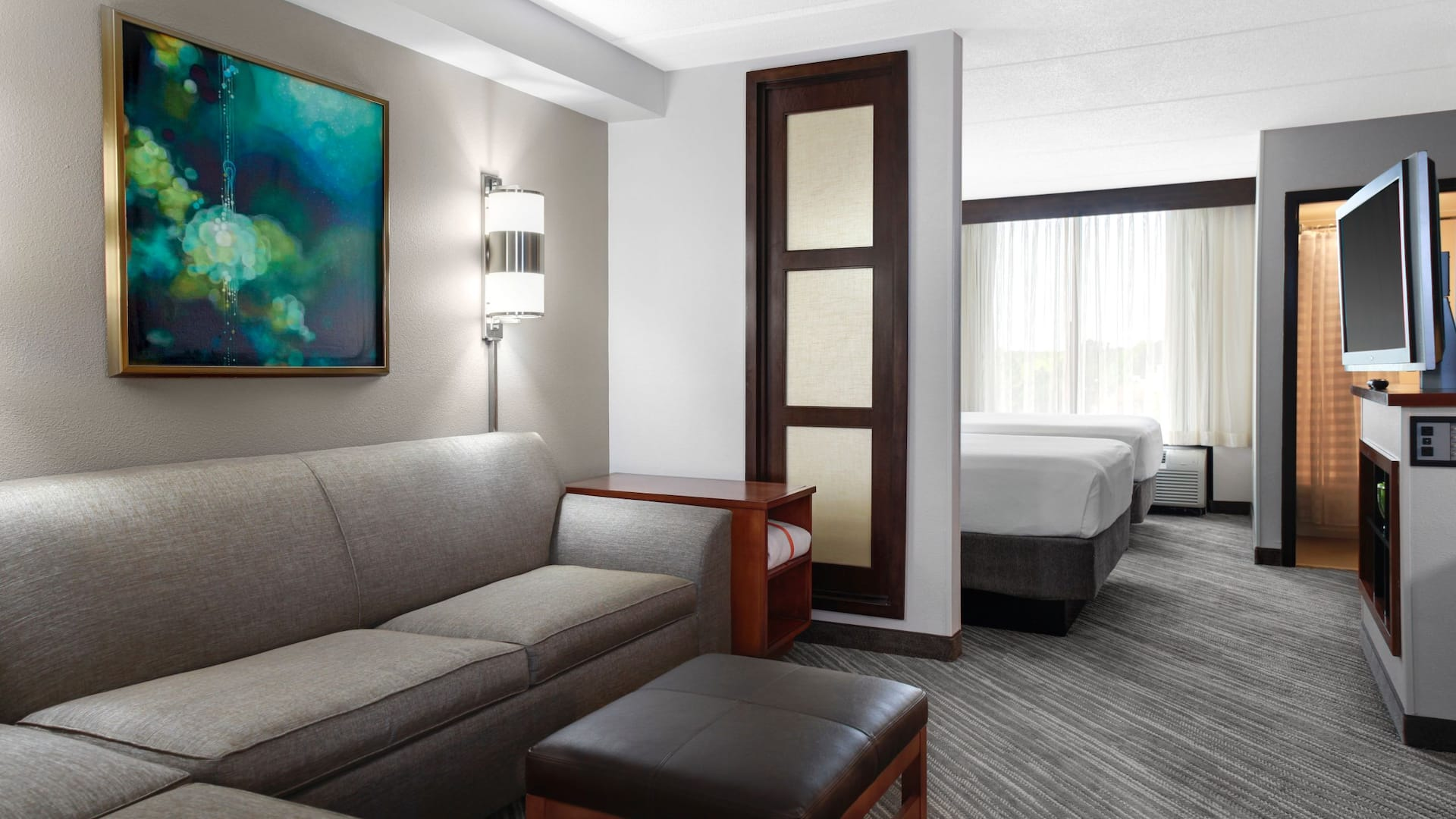 Hyatt Place Guestroom Queen