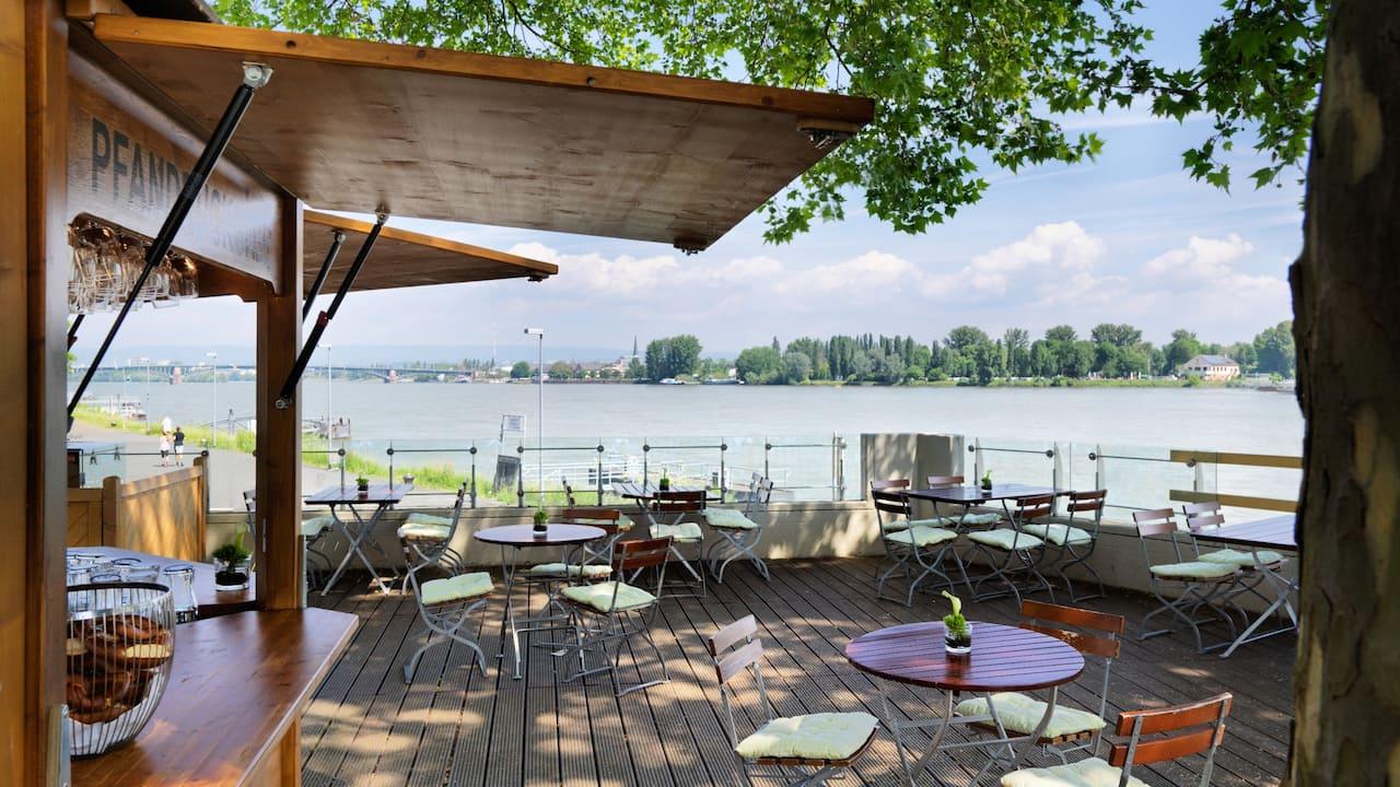 Rheinkanzel Hyatt Regency Mainz