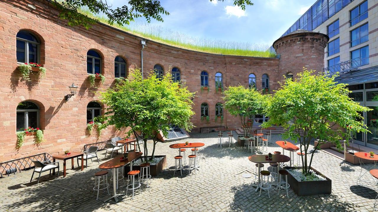 Fort Malakoff Hofgarten Hyatt Regency Mainz