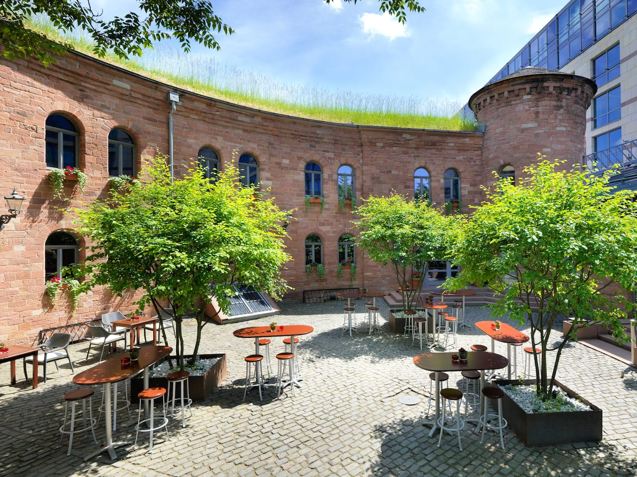 Fort Malakoff at Hyatt Regency Mainz