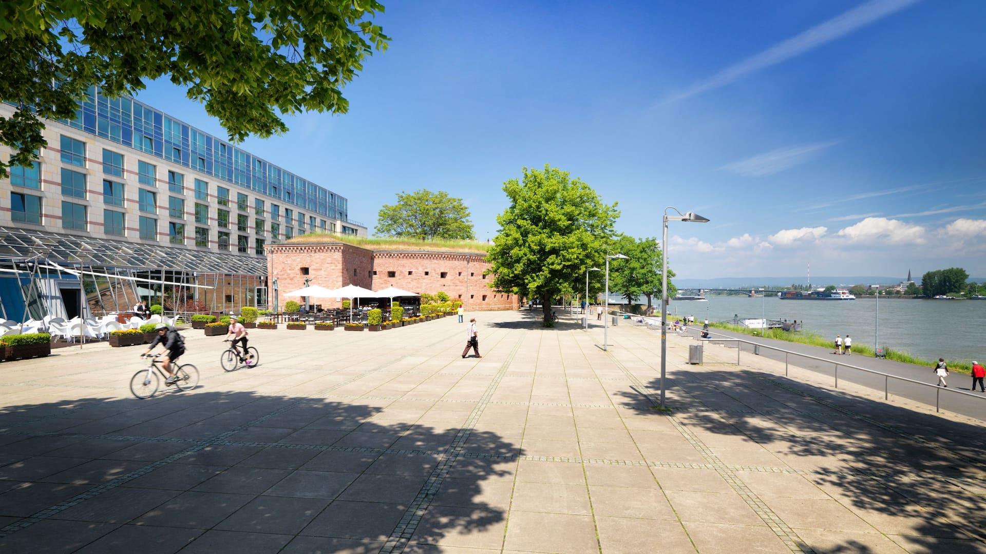 Rhein Piazza am Hyatt Regency Mainz