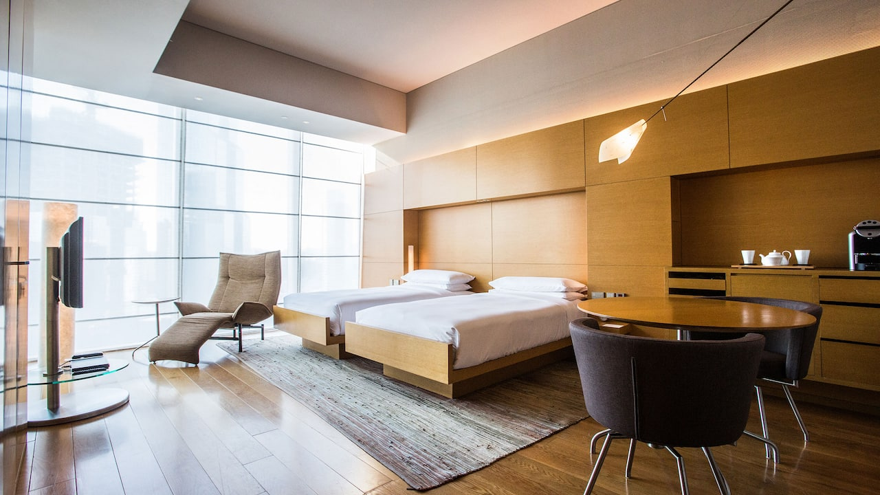 Park Hyatt Seoul - Twin Beds Deluxe Room