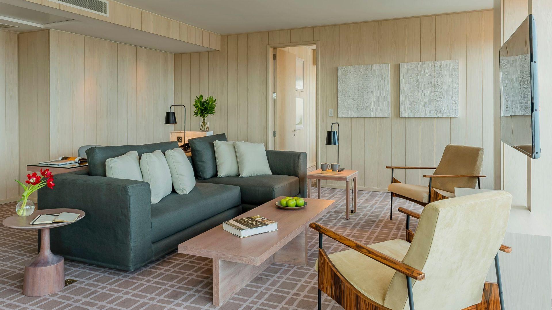 Grand Hyatt Rio de Janeiro | Diplomat Living Room