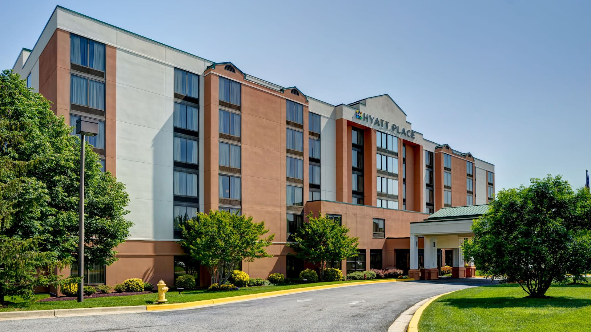 Hyatt Place Baltimore / BWI Airport Exterior