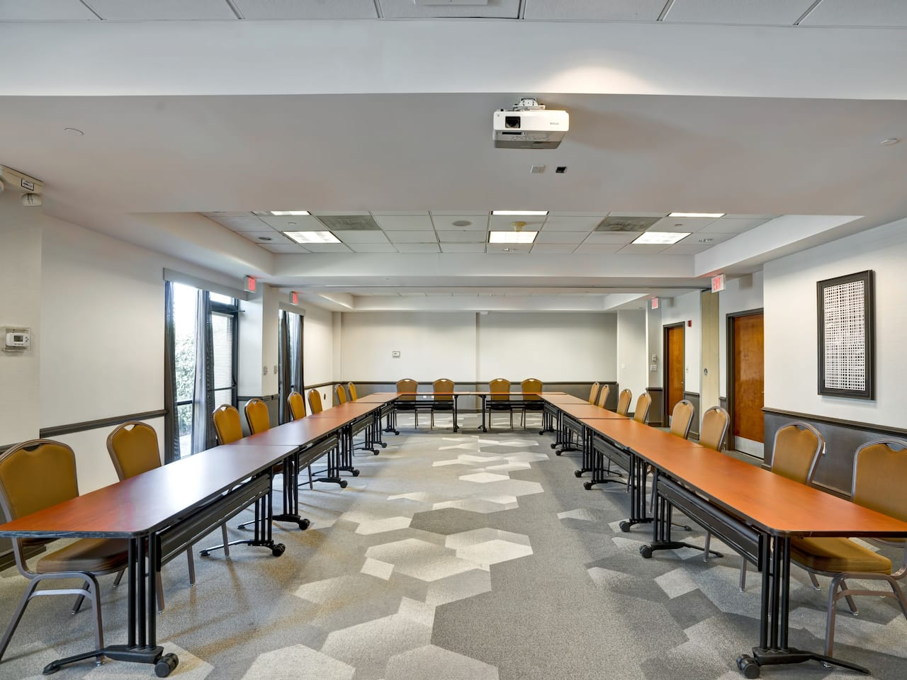 Hyatt Place Baltimore/BWI Airport Meeting Room U-Shape