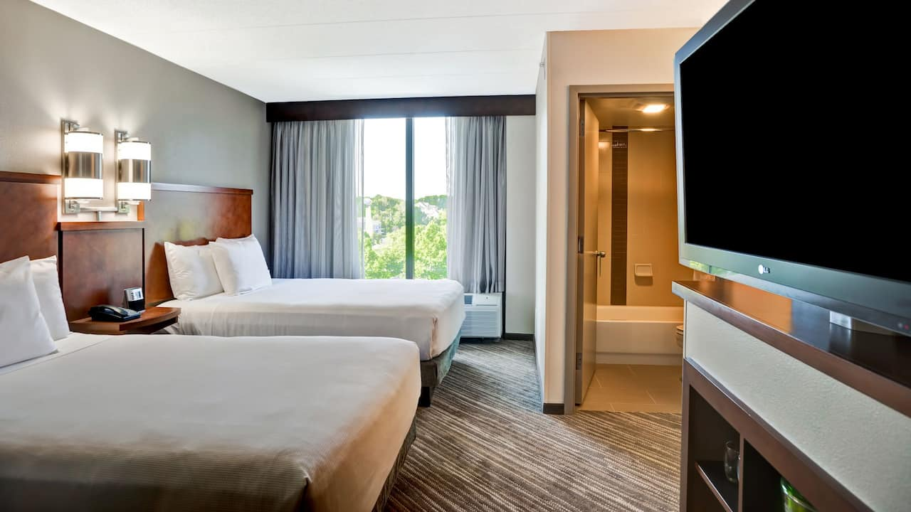 Hyatt Place Baltimore/BWI Airport Accessible Room