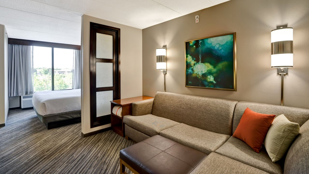 Hyatt Place Baltimore/BWI Airport King Cozy Corner