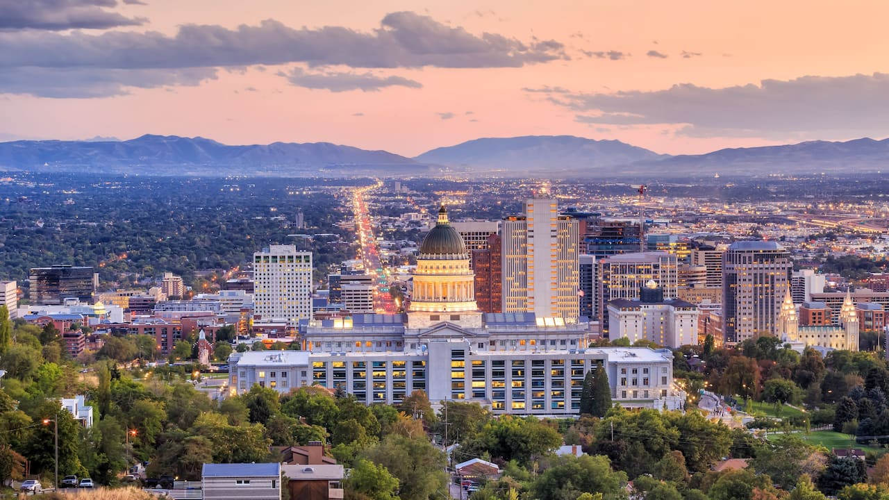 Hyatt Place Salt Lake City/Downtown/The Gateway Area Attractions Link