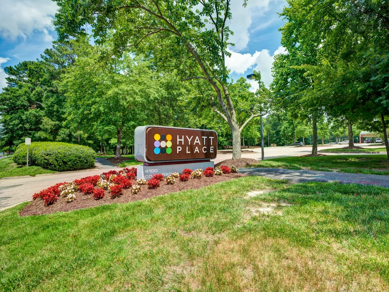 hyatt place entrance