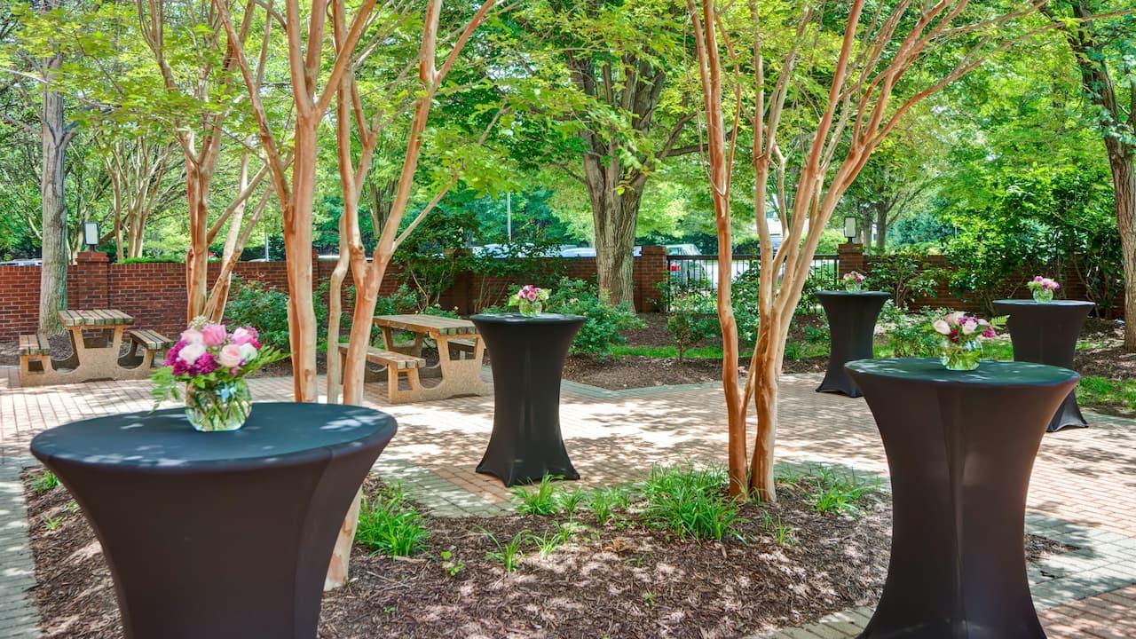 hyatt garden
