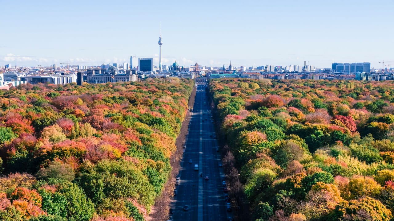 Explore Berlin and the surrounding area