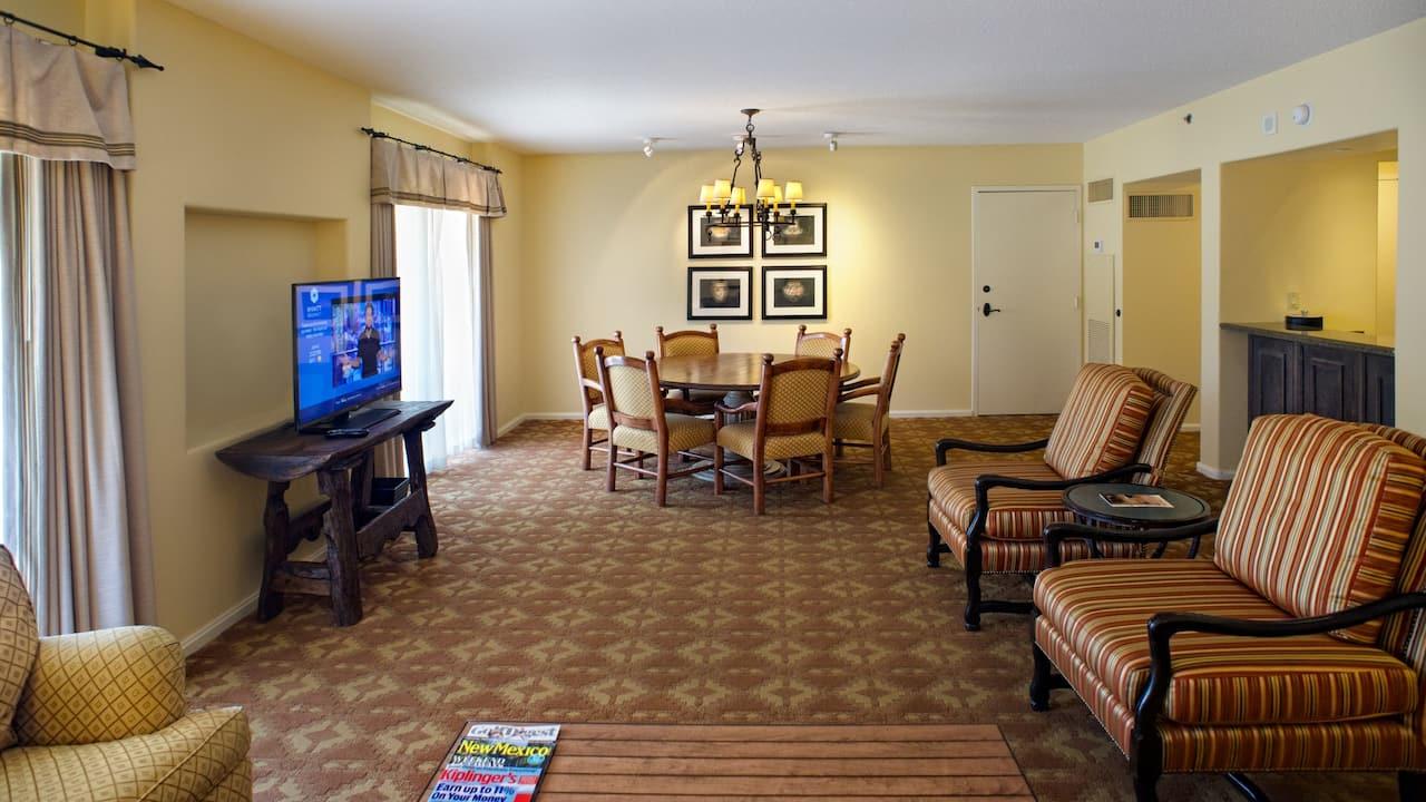 VIP Suite Parlor