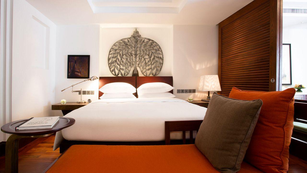Park Executive Suite Bedroom