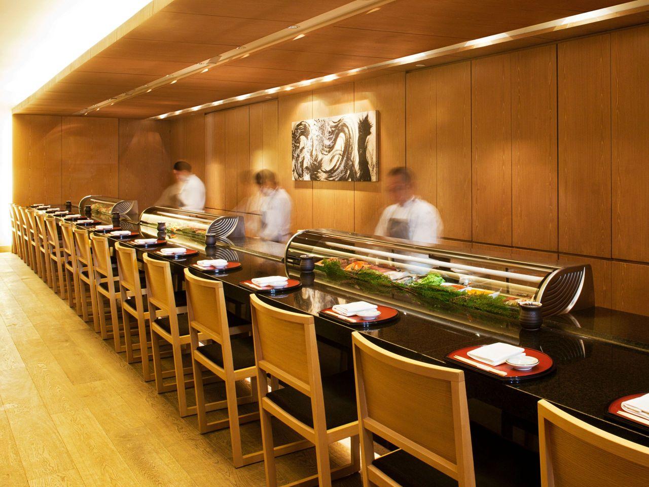 Yoshimi Sushi Bar
