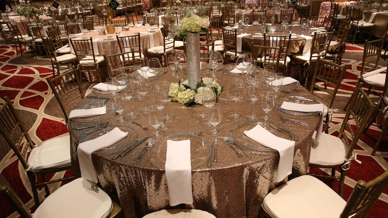 Hyatt Regency Columbus Wedding Venue