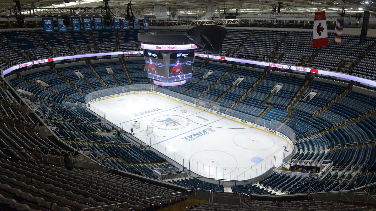 Sharks Arena