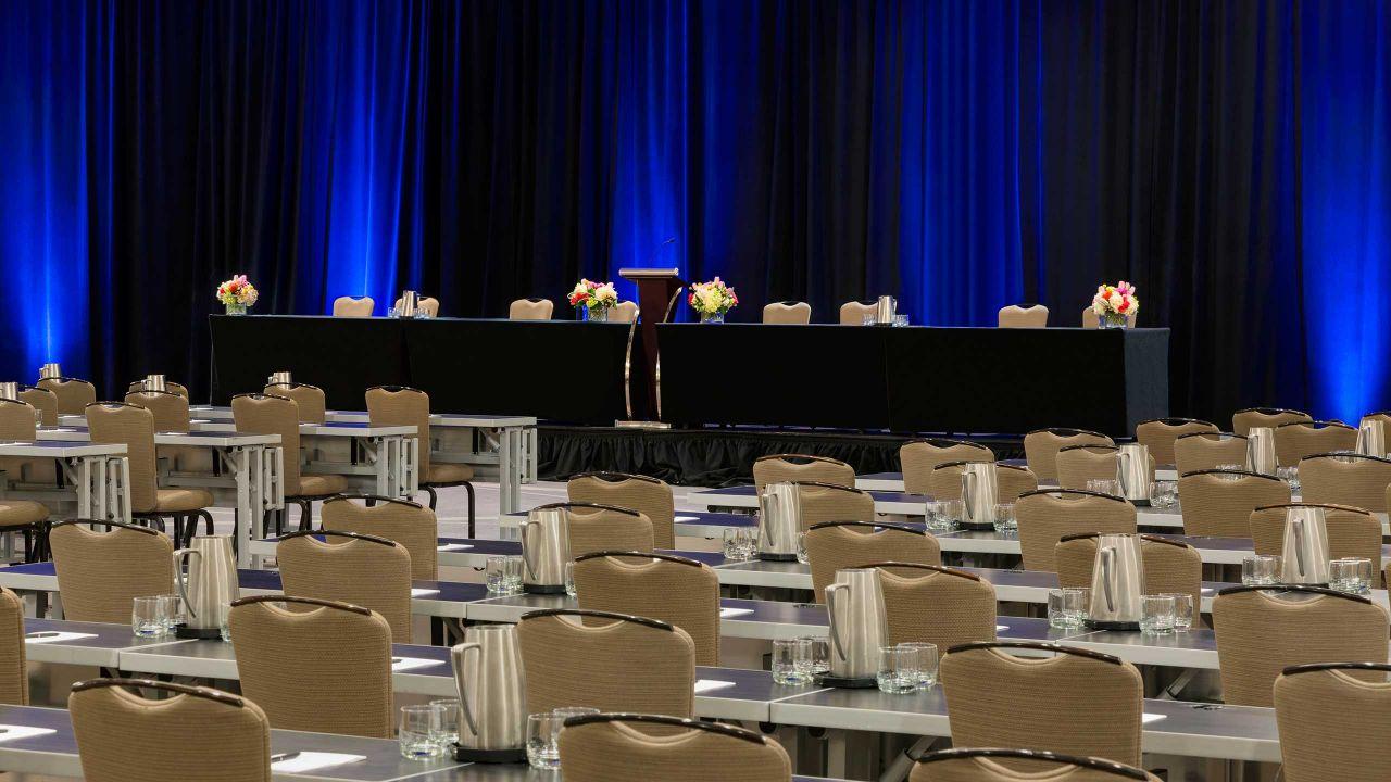 Hyatt Regency Bethesda Meeting Ballroom