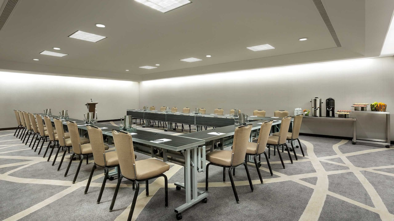 Hyatt Regency Bethesda Meeting Rooms