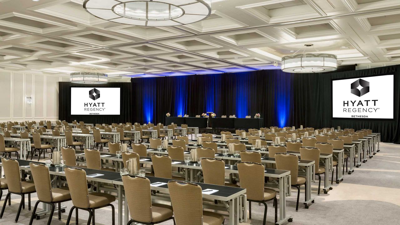 Hyatt Regency Bethesda Meeting Space