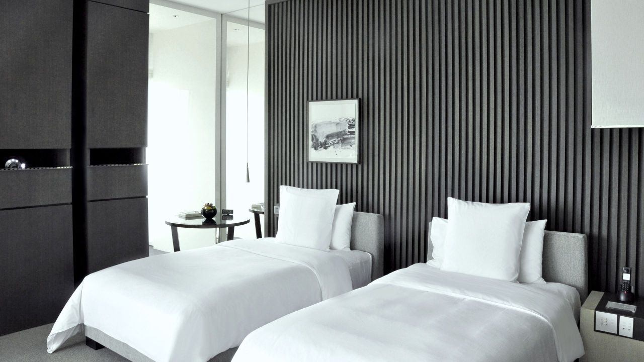 Deluxe Twin Room Bund View