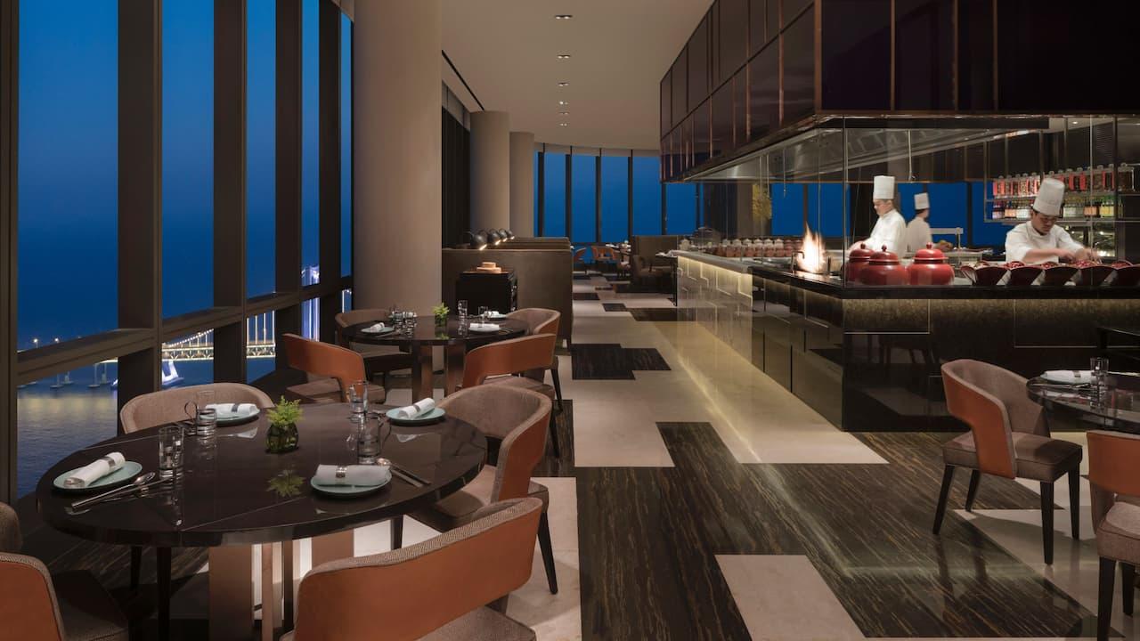 Dalian Dining Area