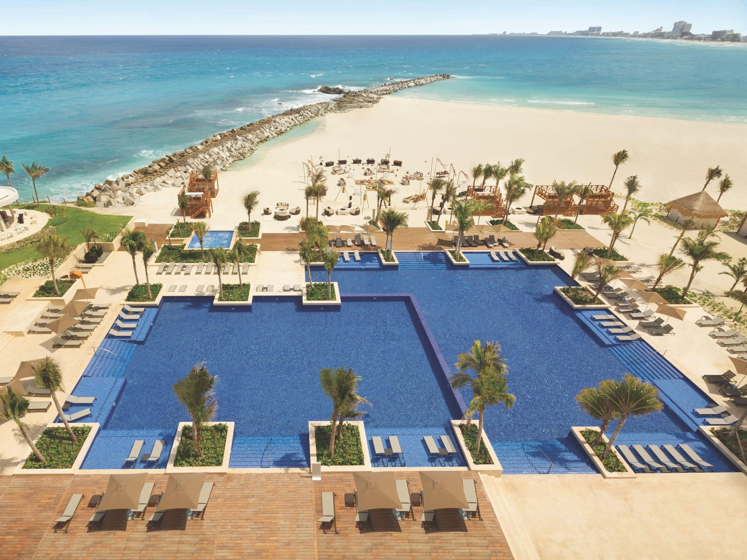Cancun All Inclusive Family Resort Hyatt Ziva